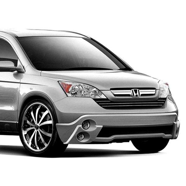 2008 Acura Tl Oem Style Lip Spoiler: Honda CR-V 2007-2008 Type M Style Fiberglass