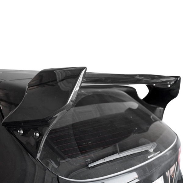 Image may not reflect your exact vehicle! Duraflex® - VR-S Style Fiberglass Wing Trunk Lid Spoiler