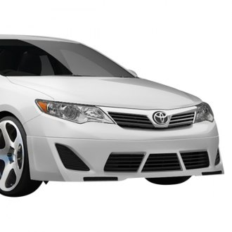 2012 toyota camry bumper lips at. Black Bedroom Furniture Sets. Home Design Ideas