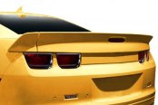 Image may not reflect your exact vehicle! Duraflex® - GM-X Style Fiberglass Lip Trunk Lid Spoiler (Unpainted)