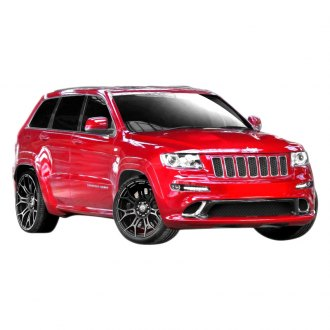 2011 Jeep Grand Cherokee Body Kits & Ground Effects ...