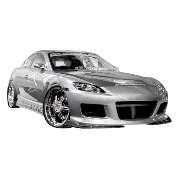 Image may not reflect your exact vehicle! Duraflex® - M-1 Speed Style Fiberglass Body Kit (Unpainted)