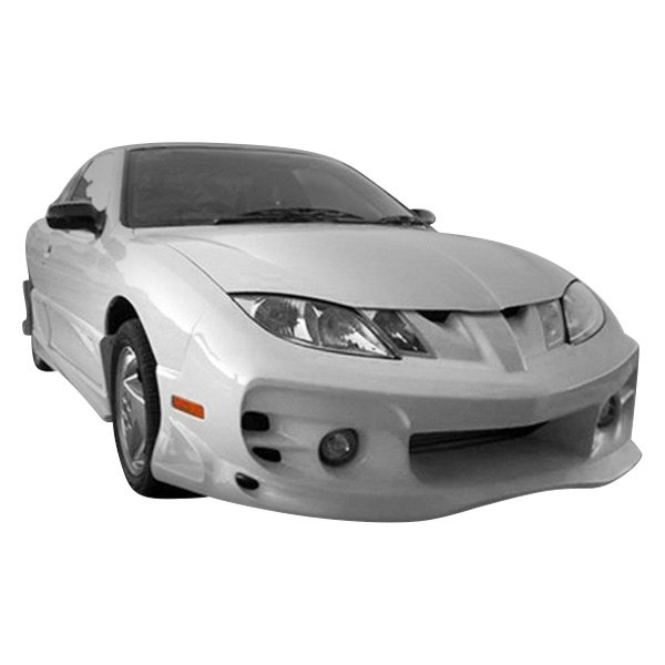Image may not reflect your exact vehicle! Duraflex® - Bomber Style Fiberglass Body Kit (Unpainted)