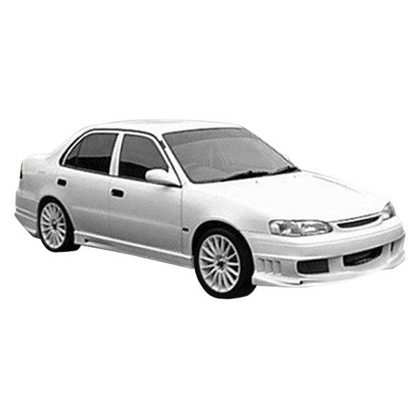Duraflex  Toyota Corolla Base  CE  LE 19982000 Bomber Style