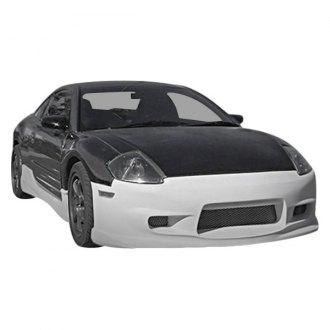 duraflex i spec style fiberglass body kit unpainted - Custom 2003 Mitsubishi Eclipse