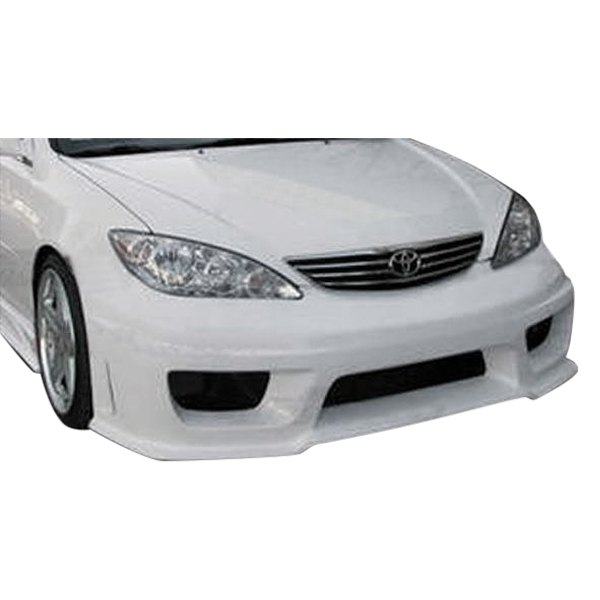 duraflex toyota camry 2002 2006 sigma style fiberglass body kit. Black Bedroom Furniture Sets. Home Design Ideas