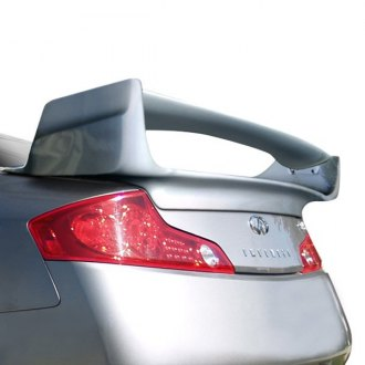 Duraflex® - Vader Style Rear Wing Spoiler (Unpainted)