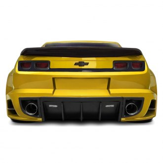 2013 chevy camaro custom rear diffusers. Black Bedroom Furniture Sets. Home Design Ideas