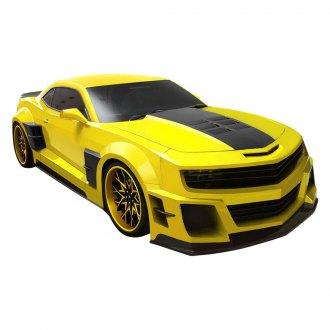 2012 Chevy Camaro Body Kits Amp Ground Effects Carid Com