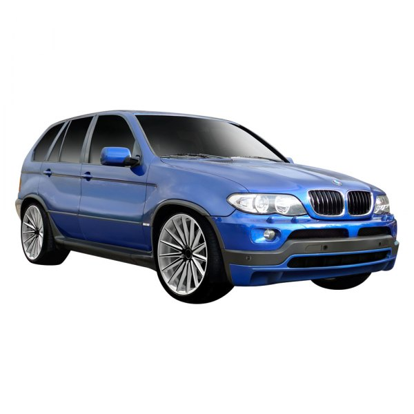 Chrysler 300 2006 Ground Effects Package: BMW X5 2000-2006 4.8is Style Fiberglass Body Kit