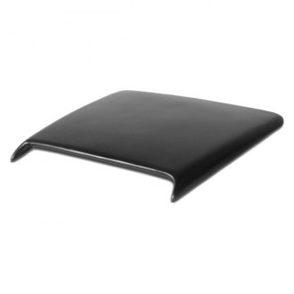 Duraflex® - Type 1 Ram Style Fiberglass Air Scoop (Unpainted)