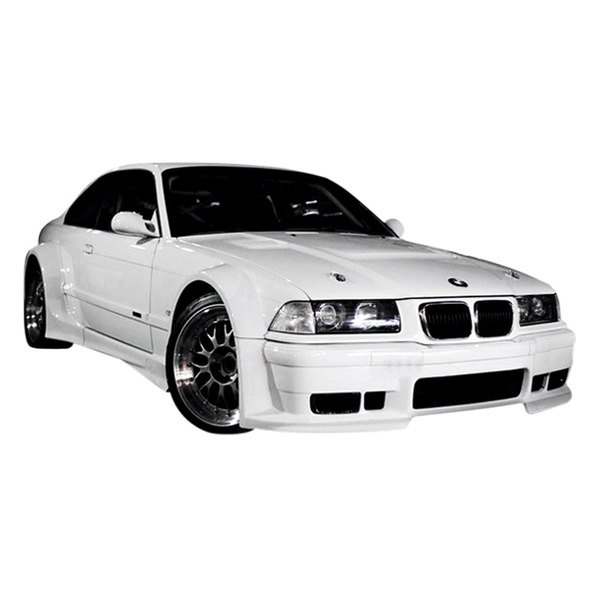 1997 Bmw M3: BMW 3-Series 1997 GT500 Style Fiberglass Wide