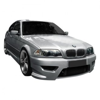 Duraflex® - I-Design Style Fiberglass Wide Body Kit (Unpainted)