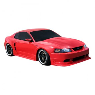Duraflex® - CBR500 Style Fiberglass Wide Body Kit (Unpainted)