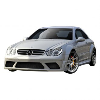 Duraflex® - Black Series Style Fiberglass Wide Body Kit (Unpainted)