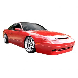 Duraflex® - Supercool Style Fiberglass Body Kit (Unpainted)