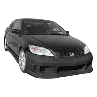 Honda Accord Coupe Accessories Honda Civic 2005, Body Kit by Duraflex®. Material: Fiberglass. Comes ...