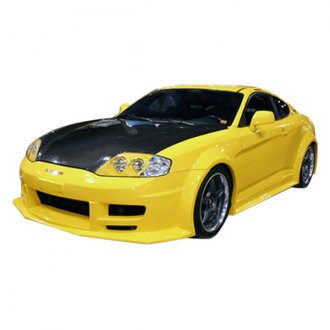 Duraflex® - Poison Flared Style Fiberglass Body Kit