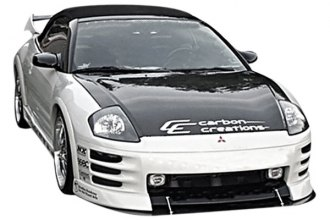 Duraflex® - Shine Flared Style Fiberglass Body Kit (Unpainted)