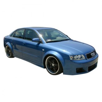 Duraflex® - RS4 Style Body Kit (Unpainted)