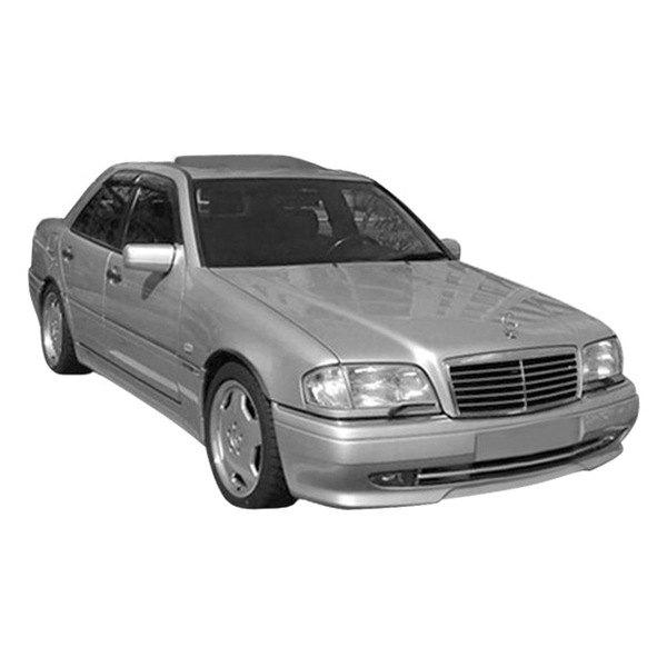 Duraflex mercedes c220 c230 c280 coupe sedan wagon w202 body code 1996 amg style - Mercedes c class coupe body kit ...