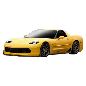 Duraflex® - Stingray Z Style Fiberglass Body Kit (Unpainted)