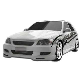 Duraflex® - Gala Style Front Bumper Cover (Unpainted)