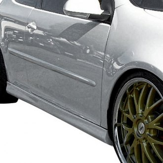 Duraflex® - Votex Style Side Skirts (Unpainted)