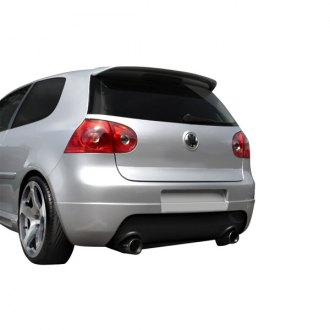 Duraflex® - CR-C Style Rear Lip Under Spoiler Air Dam (Unpainted)