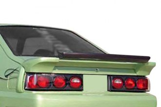 Duraflex® - Demon Style Rear Wing Spoiler