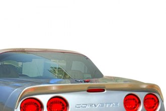 Duraflex® - S Design Rear Wing Spoiler