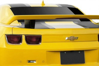 Duraflex® - High Wing Style Wing Trunk Lid Spoiler