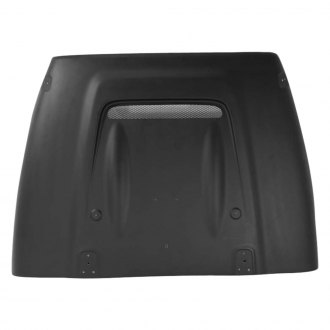 Duraflex® - Heat Reduction Style Fiberglass Hood (Unpainted)