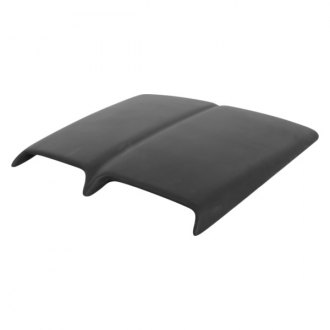 Duraflex® - Type 2 Ram Style Fiberglass Air Scoop (Unpainted)
