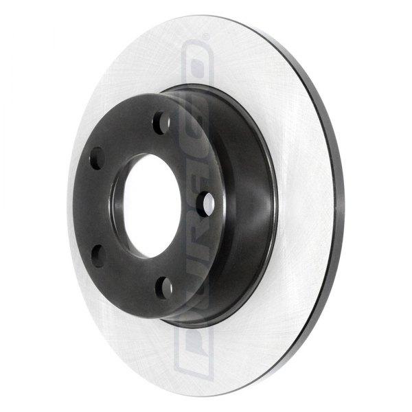 DuraGo BR34182-02 Rear-Solid Premium Electrophoretic Brake Rotor