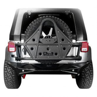 DV8 Offroad® - Body Mounted Tire Carrier