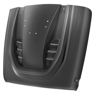 DV8 Offroad® - 10th Anniversary Fiberglass Vented Hood (Unpainted)