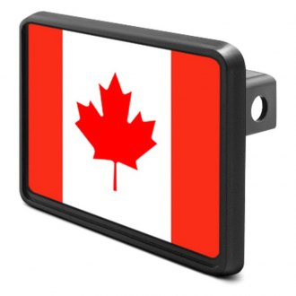 iPickimage® - Hitch Cover with Canada Flag