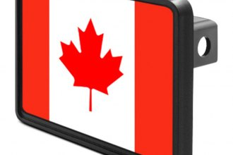 DWD® - Hitch Cover with Canada Flag