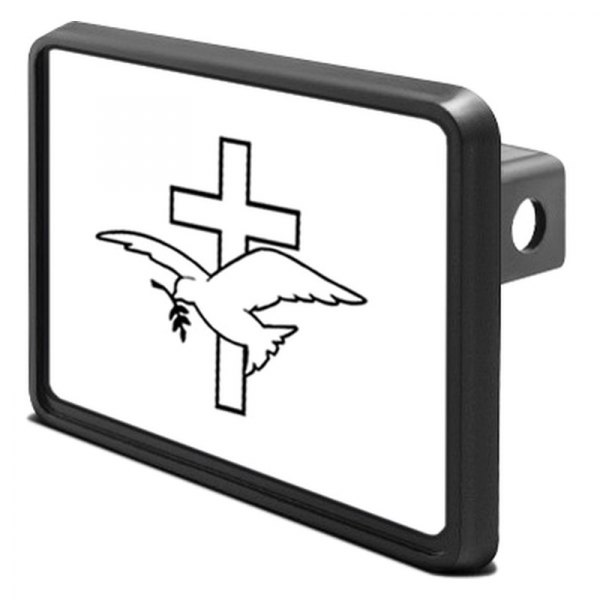 "DWD® - 1-1/4"" Hitch Cover with Dove"