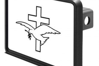 DWD® - Hitch Cover with Dove
