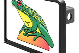 DWD® - Hitch Cover with Frog