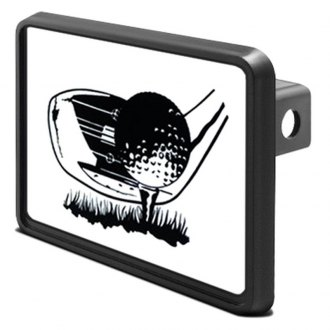 DWD® - 1-1/4 Hitch Cover with Golf