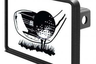 DWD® - Hitch Cover with Golf