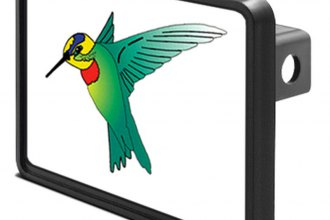 DWD® - Hitch Cover with Humming Bird