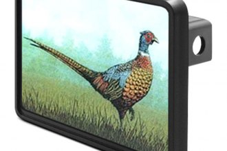 "DWD® - 1-1/4"" Hitch Cover with Pheasant"
