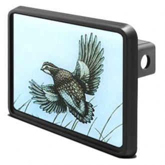 iPickimage® - Hitch Cover with Quail Logo