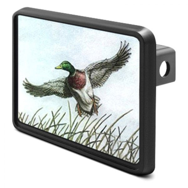 "DWD® - 1-1/4"" Hitch Cover with Duck"