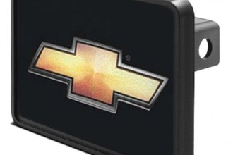 DWD® - Hitch Cover with Chevy Gold Bowtie