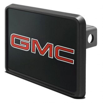 DWD® - 1-1/4 Hitch Cover with GMC Logo